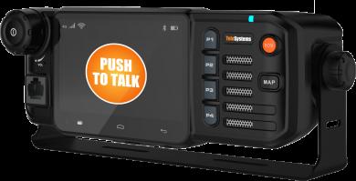 PoC vysílačka Telox M5