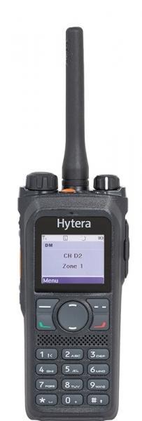 Digitální radiostanice Hytera PD985 pohled zepředu