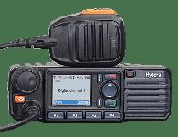 Profesionální vozidlová radiostanice (vysílačka) HYTERA MD785iAN