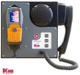 GSM-R přenosné zařízení pro hlasovou komunikaci SVR-810R