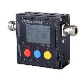 Digitální VHF/UHF Wattmetr & PSV-metr & frekvenční čítač