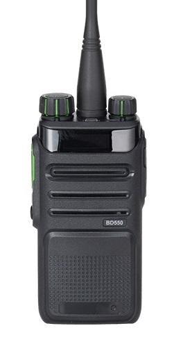 Digitální vysílačky Hytera BD555 vynikají skvělým poměrem ceny a výkonu detail